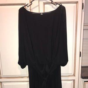 Jessica Simpson cold shoulder dress